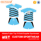 Sublimated Printed Cool Mesh youth american football jersey cheap price