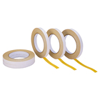 Cheap and high-quality yellow double-sided adhesive hot melt embroidery tape for computer embroidery