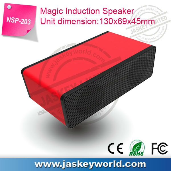 Large funny portable mackie speakers