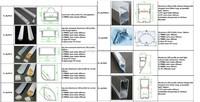 Fl-alp15023 Direct Light And Indirect Light 6inches Aluminium Led ...