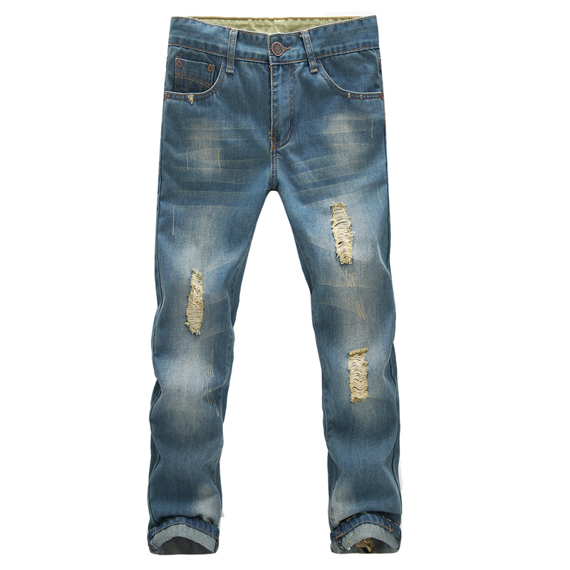 596d65a4596b3 Get Quotations · 2015 New Summer Style joggers brand jeans men straight Jeans  casual mens jeans men pants cotton