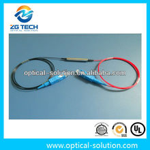 980nm Polarization Insensitive single stage fiber Optical Isolator