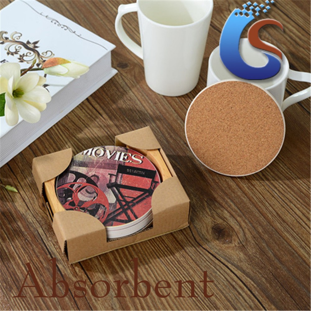 Rose Design Washable Ceramic Plate Coaster Buy Ceramic