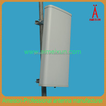 Antenna Manufacturer 698-960/1710-2700MHz 10/12dBi 65 Degree Vertical Polarized sector 4g lte base station antenna for huawei