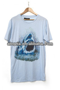 2014 fashion custom design print t-shirt