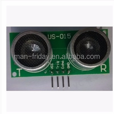 Dual-Range High-Precision Analog Ultrasonic Ranging Module US-016 Can measure the distance into an analog voltage output , the