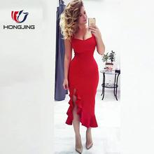 f17fe309a Promoción Blusa Con Volantes Vestido De Fiesta, Compras online de ...