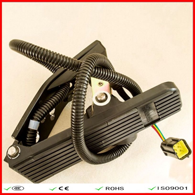 electronic accelerator pedal Comesys F03 Accelerator