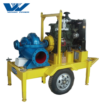 20-500HP Diesel Water Pump Specifications With Good Quality