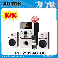 top sales combo bass speaker system with usb card read and fm radio