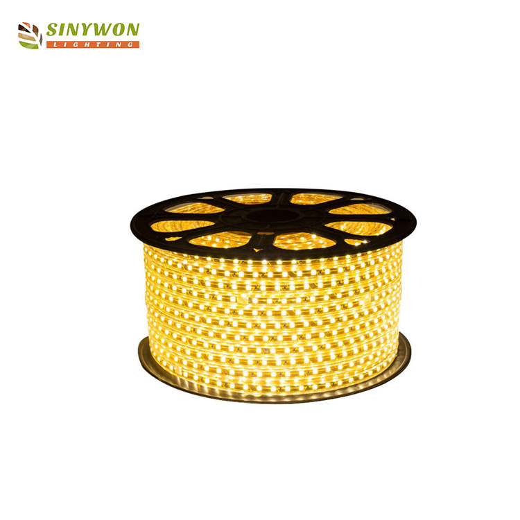 Best price Good Quality Water-resistant Flexible LED Strip 5050 AC 220V /110V, DC12,24V