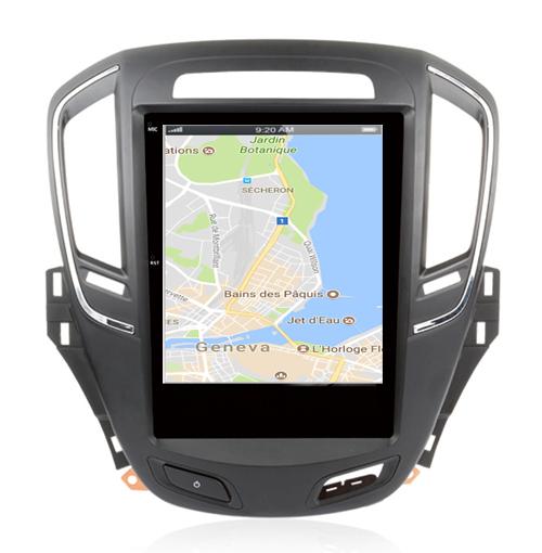 Sygic Car Navigation Vertical Screen Gps For Car Andriod 6 0 With Dvd  Player Radio Bluetooth,4g Wifi Navigation For Buick Regal - Buy Car Radio  Lyrics