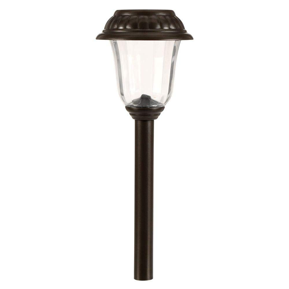 Solar Wholesale 1050-2 A Pack of Two Horse Garden Stake Lights Turning Bay Mare Color after a Few Days in the Sun