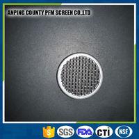 Stainless Steel Fine Filter Mesh Screen