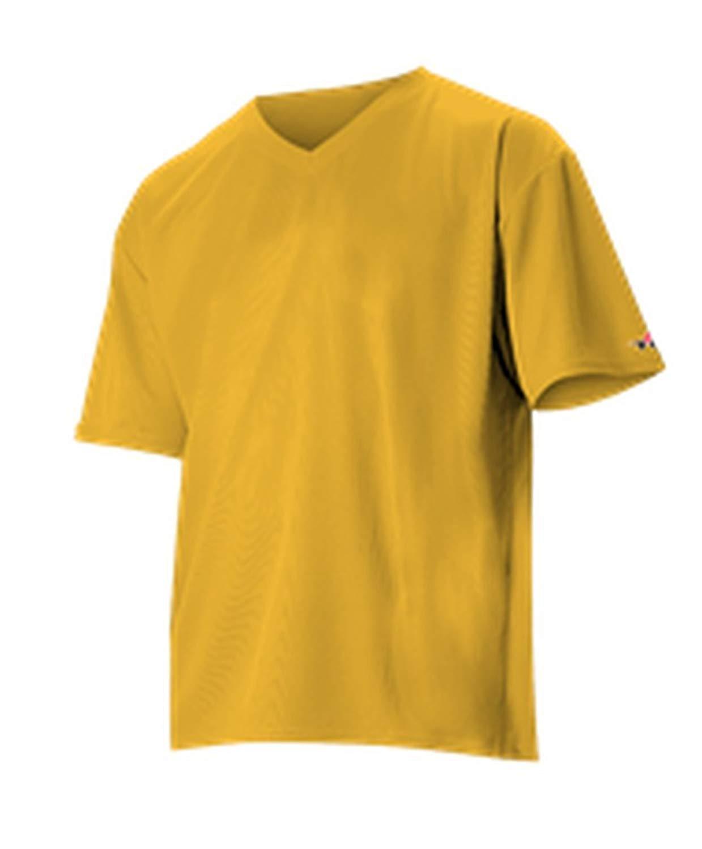 Alleson Youth Mock Mesh Boys Uniform Short Sleeve Jersey 500JY