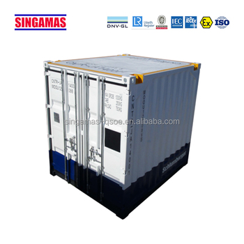 10ft House Container/office/workshop/lab Offshore Unit With