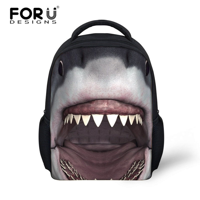 3ddafc594537 Mini 3D Sea Animals School Bags For Boys Kindergarten Baby Shark Horse  Print Schoolbag Children Backpack Kids Mochila Infantil ~ kids school ~  Bajby.com ...