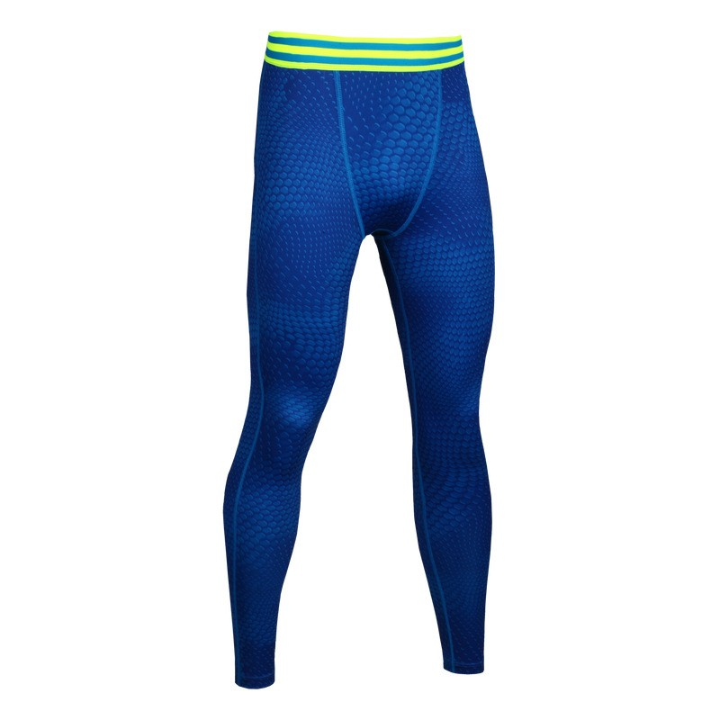 Men's Custom Sublimation Quick Dry Compression Tights 17