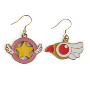 Wholesale Decoration Card Captor Sakura Pendant Alloy Popular Anime Earring