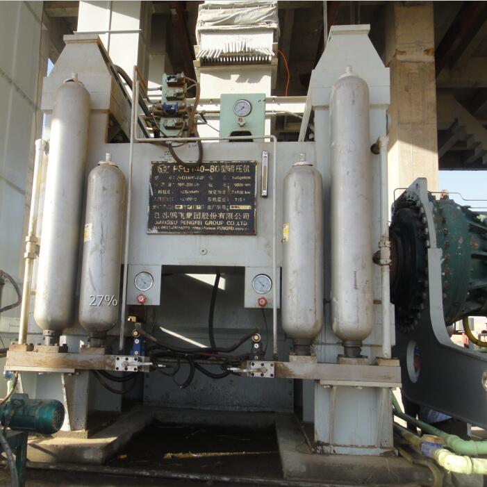 roller press / rolling mill / rolling machinery