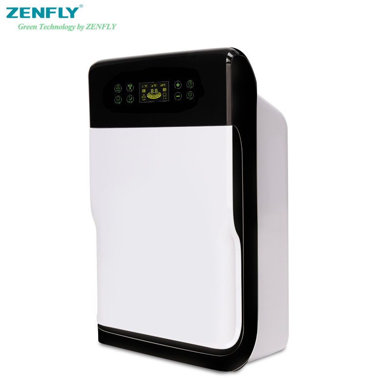 ZENFLY Home <strong>air</strong> purifier PM2.5 UV sterilization <strong>air</strong> conditioner, <strong>air</strong> purifying machine