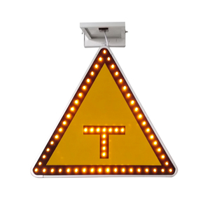 waterproof traffic led outdoor flashing solar strobe light/stop sign