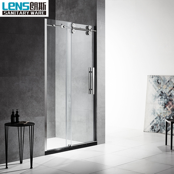 Rolling Glass Shower Doors.60 Inch Roll Top Sliding Glass Frameless Shower Door Buy Frameless Shower Door Glass Shower Door Sliding Shower Door Product On Alibaba Com