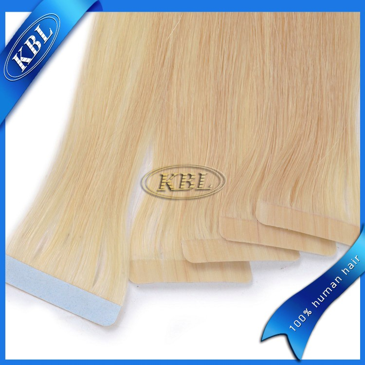 KBL supply top grade kinky curly double tape hair extensions, uzbek hair, 100% virgin hair moscow