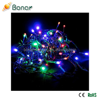 Led Solar String Lights With Waterproof Lantern For Outdoor Festival Decoration