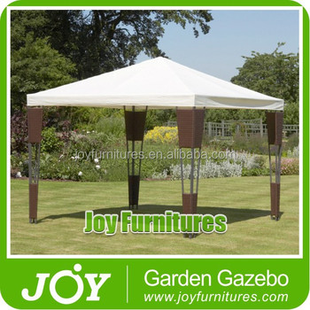 Synthetic Rattan Gazebo