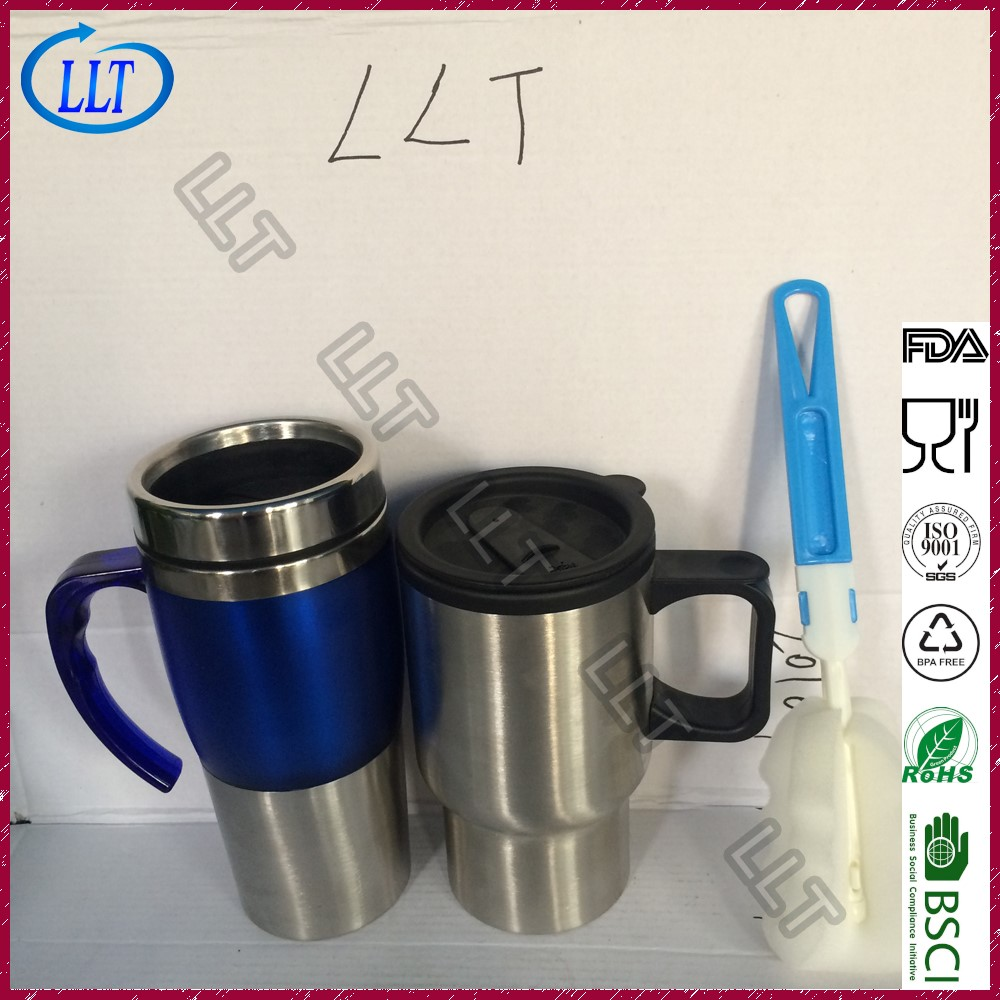 16oz Stainless Steel Car Tumbler Design Your Own