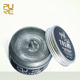 Silver Ash Hair Wax/Glitter Hair Gel/Temporary Hair Dye Pomade Potency for Men