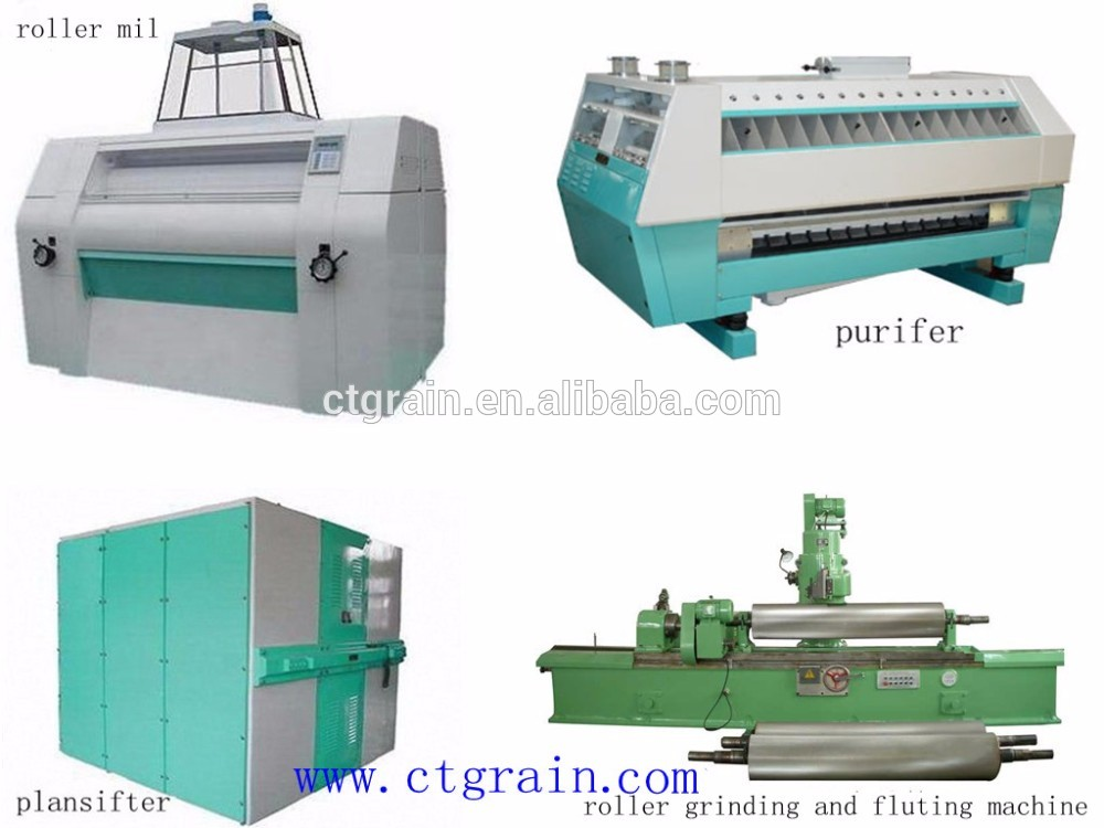 High quality machine grade wheat gluten making With Good After-sale Service