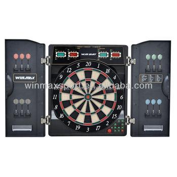 Wmg08597 Kabinet Elektronische Dartbord In Darts Buy Kabinet Elektronische Dartbordhouten Kast Dartbordelektronische Varkenshaar Dartboard Product