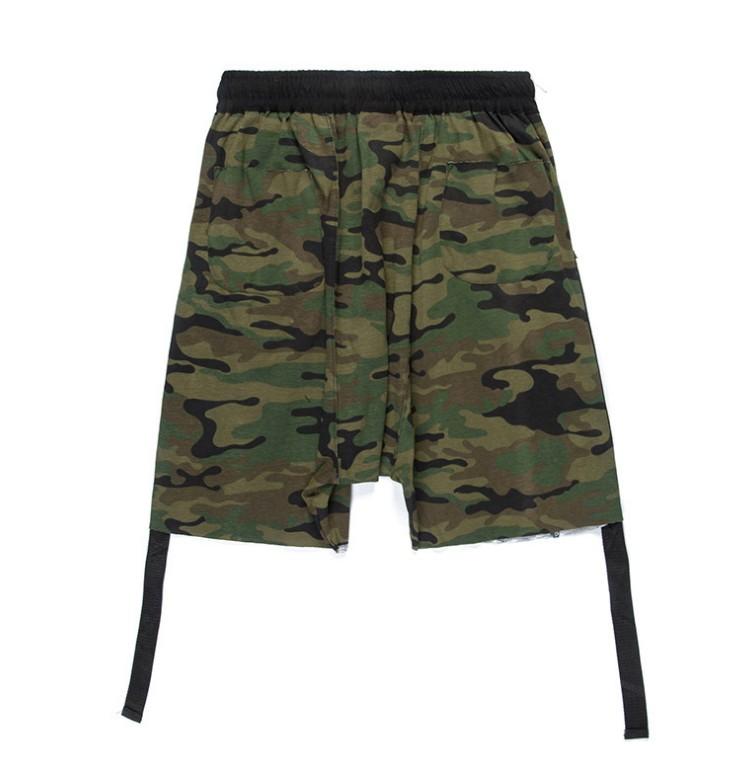 Gepäck & Taschen Nacht Reflektierende Hosen Hip-hop-frauen Hohe Taille Jogger Kurze Lose Elastische Taille Shorts