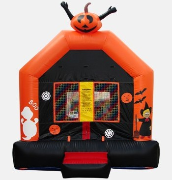 cheap halloween party inflatable bounce house for sale,halloween inflatable haunted house for party