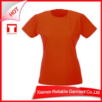 Promotional Top Quality 100% cotton fitted t shirts china online shopping