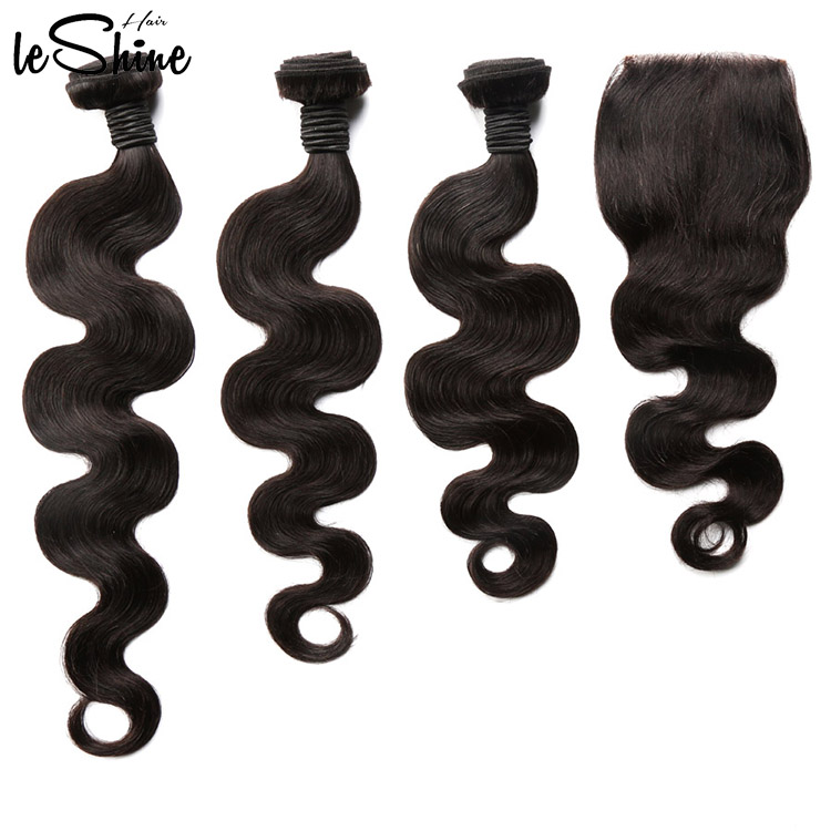 dyeable virgin one donor wholesale hair weave distributors