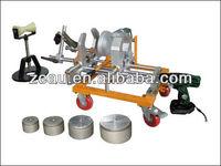 professional steel plastic pipe socket welding machines