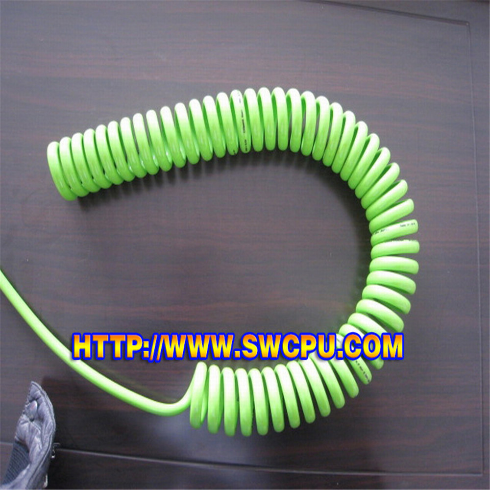 OEM Colored coiled plastic pipe food grade