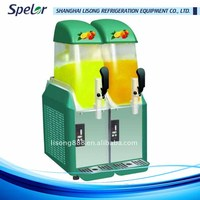 Automatic cleaning function mobile ice cream ice slush machine van