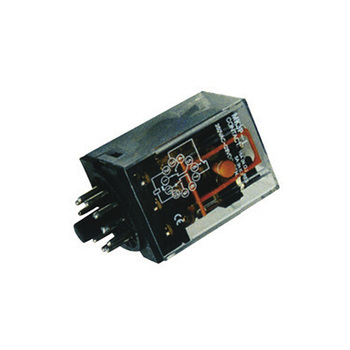 Time Relay Dh48s-s Adjustable Time Delay Relay - Buy Time Delay Relay,Sequencer on