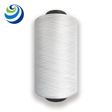 Functional Yarn Titanium Polyester DTY Yarn 75D/72F Raw Materials Used in Textile Industry