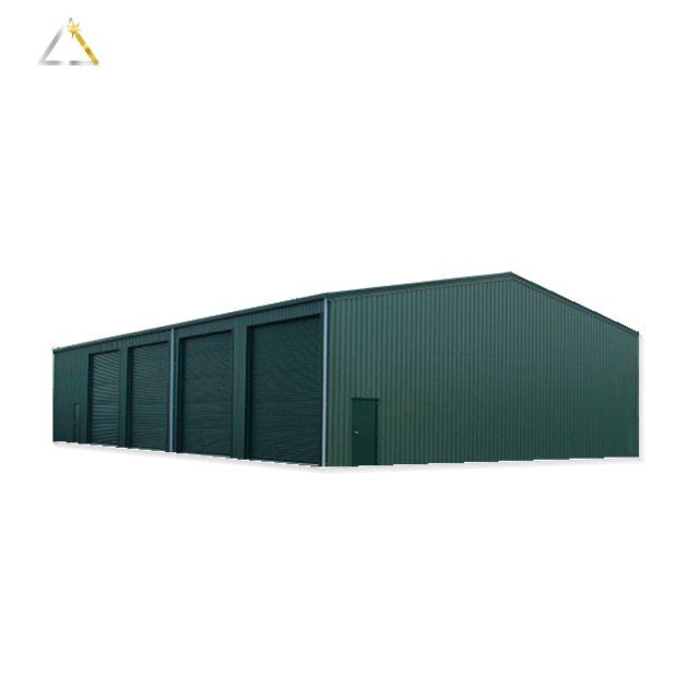 High Quality Steel Sturcture Warehouse Manufacturer China