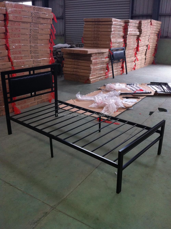 Königin Größe Metallrahmen Bett Mit Holz Beiträge - Buy Product on ...