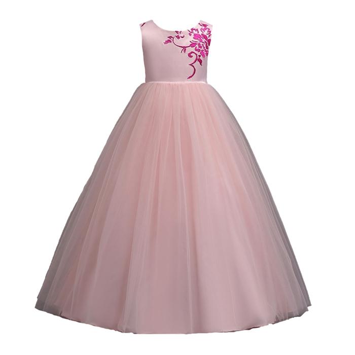 Venta al por mayor vestidos verde menta con rosa-Compre online los ...