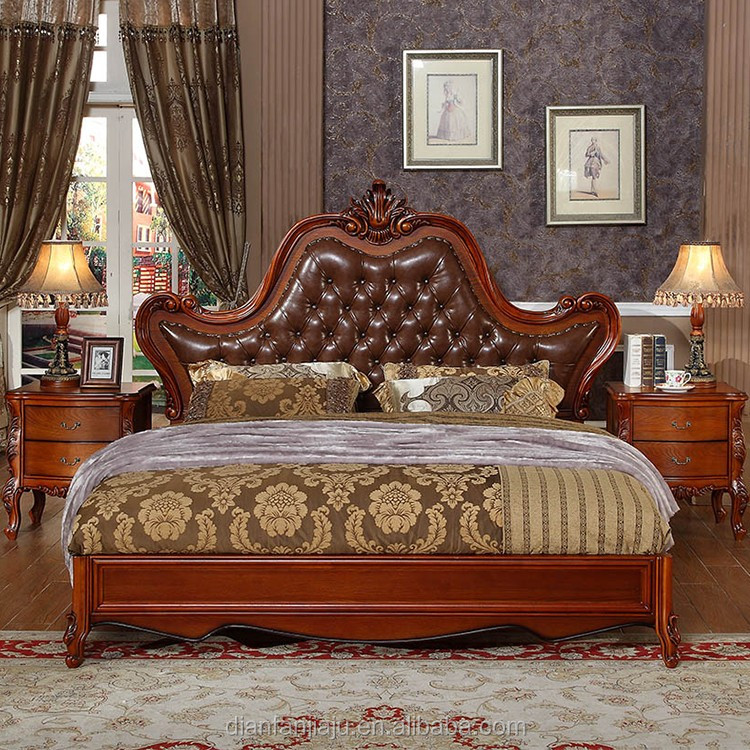 Luxury American design bedroom furniture sets king size bed set with cheap  price, View bed set, Dianfan Product Details from Foshan Dianfan Furniture  ...
