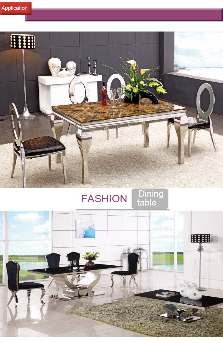 A8036 Antique Mirrored Dining Table - Buy Crate And Barrel Dining ...
