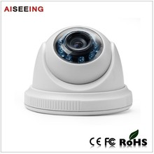 Vandalproof IR cut function 0Lux/F1.2 AHD dome 1.3MP camera