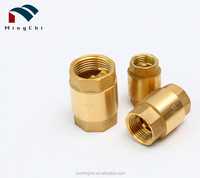 "1/2"" brass forge high pressure Non Return Valve"